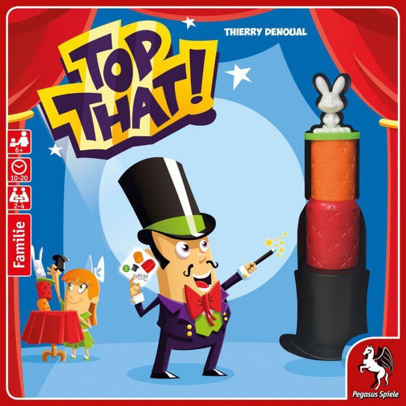 Top That / Mr Magic