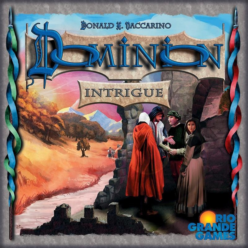 Dominion: Intriga (Exp)