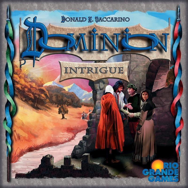 Dominion: Intriga (Exp)