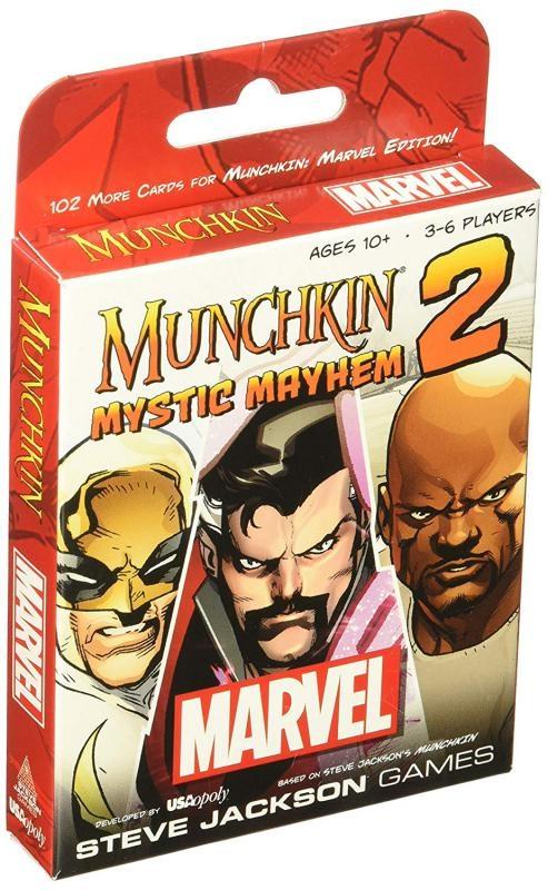 Munchkin Marvel 2 : Mystic Mayhem