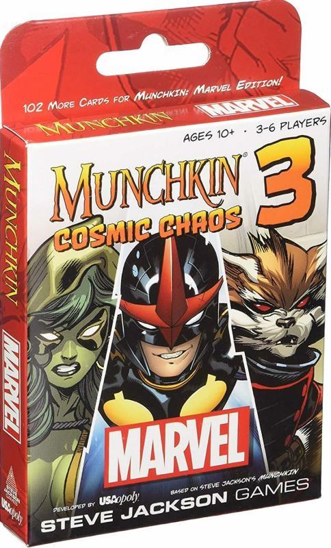 Munchkin Marvel 3 : Cosmic Chaos