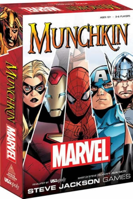 Munchkin Marvel Universe