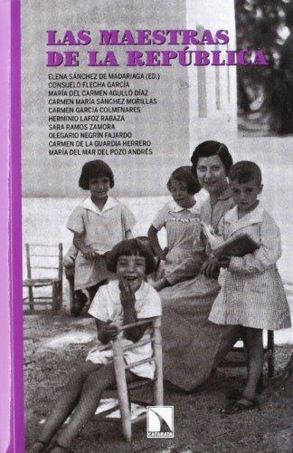 Maestras De La Republica, Las