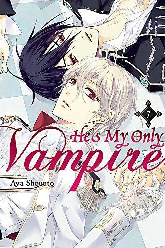 He'S My Only Vampire Vol 7
