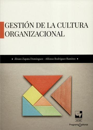 Gestion De La Cultura Organizacional