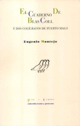 Cuaderno de Blas Coll, El