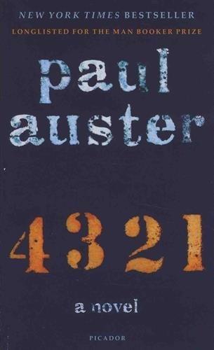 4321: A Novel