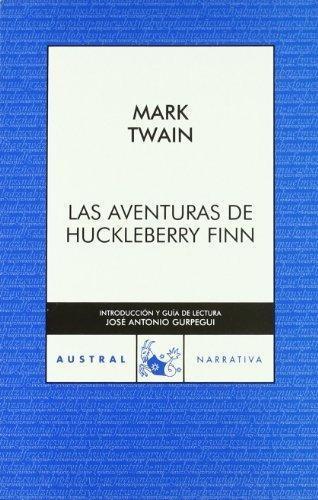 Aventuras De Huckeleberry Finn Mark Twain