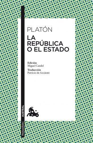 La Republica O El Estado Platon