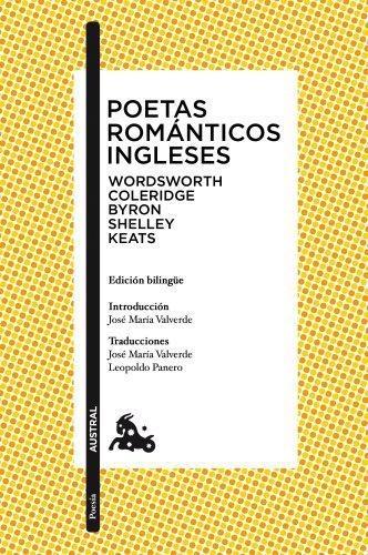 Poetas Románticos Ingleses