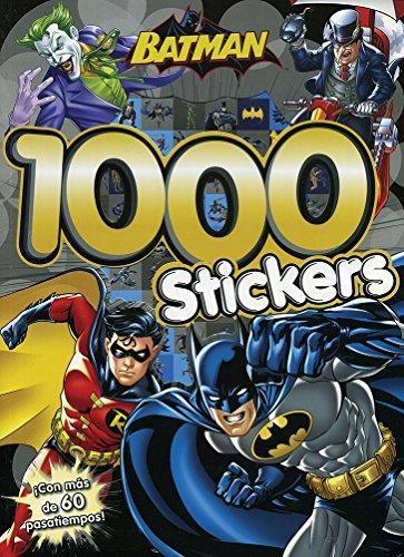 Batman 1000 Stickers