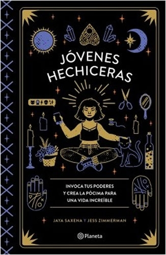 Jóvenes Hechiceras