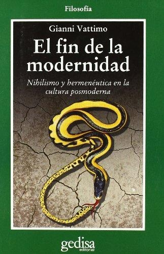 El fin de la Modernidad