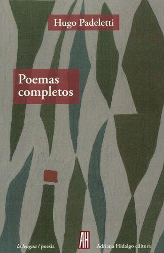Poemas Completos Hugo Padeletti