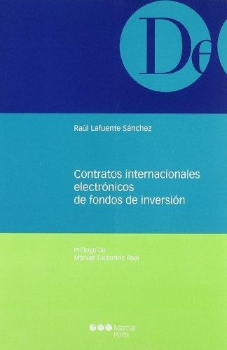 Contratos Internacionales Electronicos De Fondos De Inversion