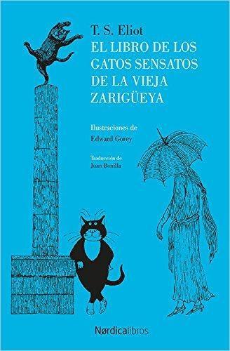 Libro De Los Gatos Sensatos De La Vieja Zarigueya, El