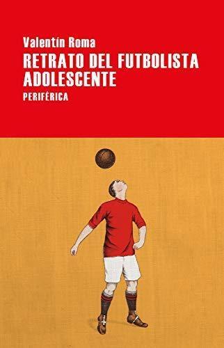Retrato Del Futbolista Adolescente