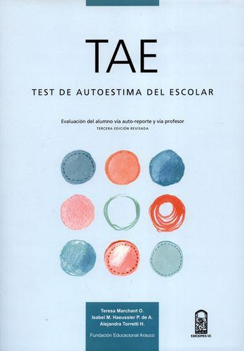 Tae Test De Autoestima Del Escolar