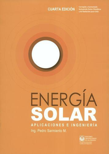Energia Solar Aplicaciones E Ingenieria