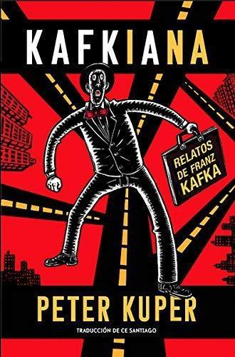 Kafkiana Relatos De Franz Kafka