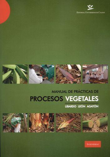 Manual De Practicas De Procesos Vegetales