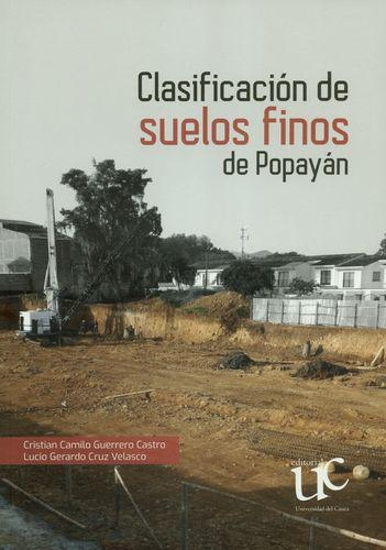 Clasificacion De Suelos Finos De Popayan