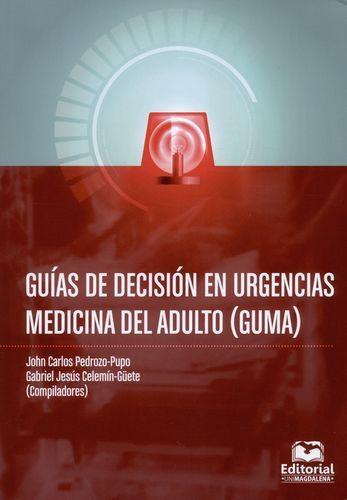 Guias De Decision En Urgencias Medicina Del Adulto Guma