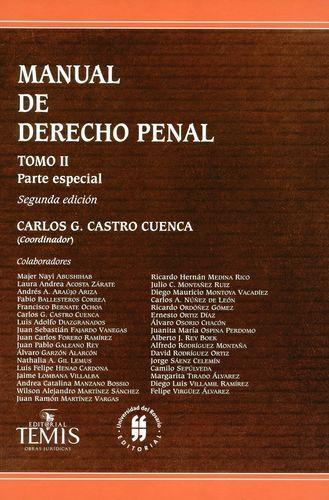 Manual De Derecho Penal (Ii)(2ªed) Parte Especial