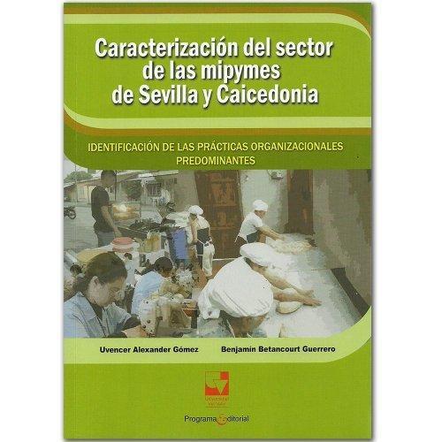 Caracterizacion Del Sector De Las Mipymes De Sevilla Y Caicedonia