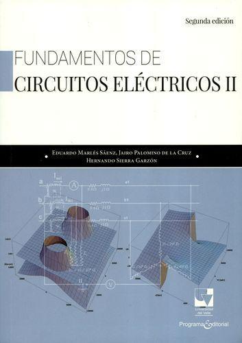 Fundamentos De Circuitos (2ª Ed) Electricos Ii