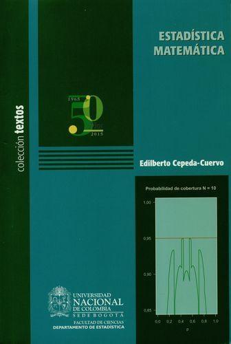 Estadistica Matematica (2ª Reimp)
