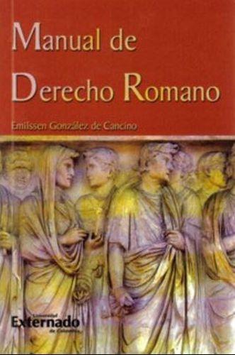 Manual De Derecho Romano (6ª Ed)