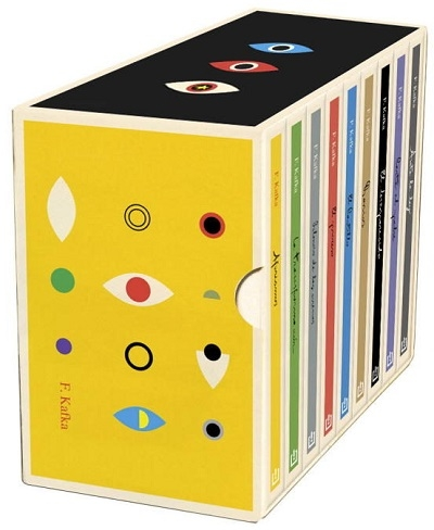 Estuche Obra Completa Kafka (9 Libros)