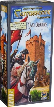 Carcassonne: La Torre (Exp) 2da Edición