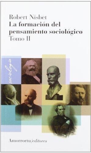 Formacion Del Pensamiento (Tomo Ii) Sociologico, La