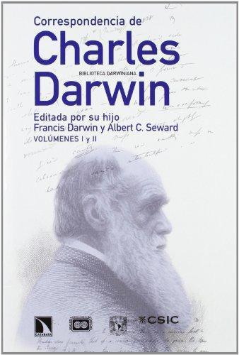 Correspondencia De Charles Darwin (Dos Volumenes En Estuche)