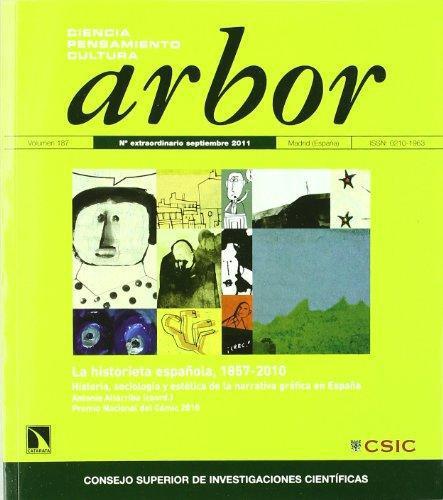 Arbor Vol.187 La Historieta Española 1857-2010