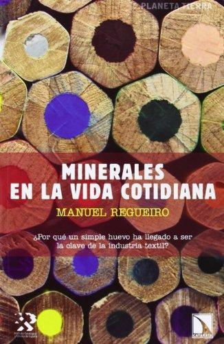 Minerales En La Vida Cotidiana. Por Que Un Simple Huevo Ha Llegado A Ser La Clave De La Industria Textil?