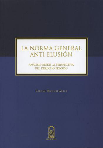 Norma General Anti Elusion, La