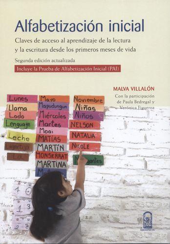 Alfabetizacion Inicial Incluye La Pruba De Alfabetizacion Inicial (Pai)