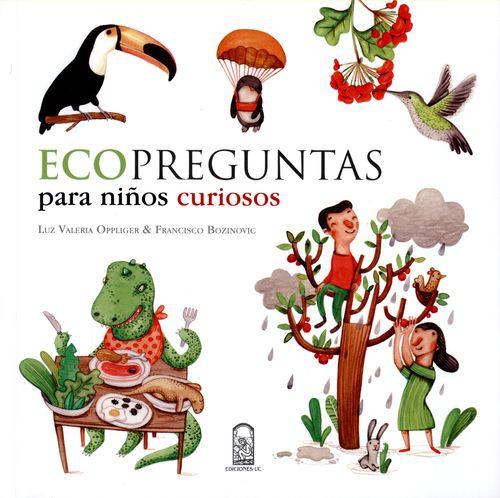 Ecopreguntas Para Niños Curiosos