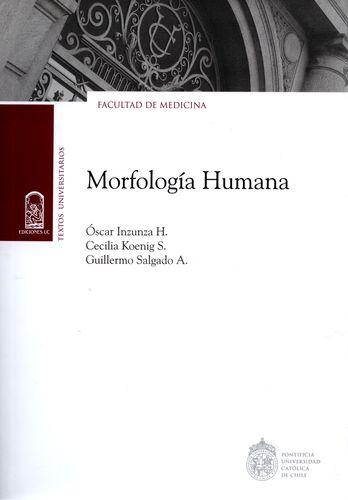 Morfologia Humana (+Cd)