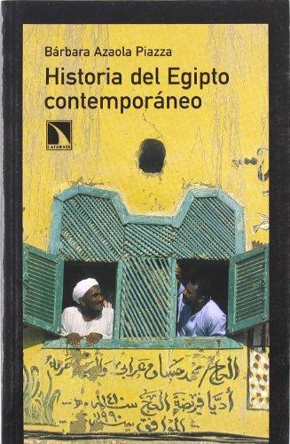 Historia Del Egipto Contemporaneo