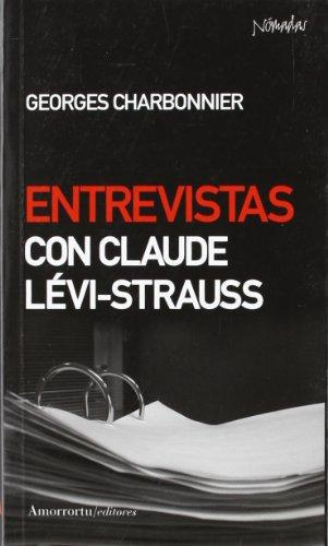 Entrevistas Con Claude Levi-Strauss