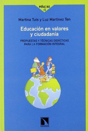 Educacion En Valores Y Ciudadania