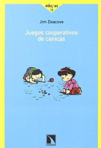 Juegos Cooperativos De Canicas (Incluye 8 Canicas)