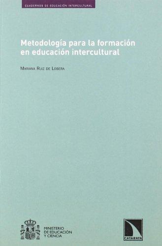 Metodologia Para La Formacion En Educacion Intercultural