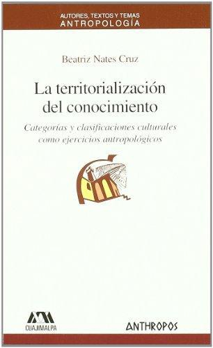 Territorializacion Del Conocimiento, La