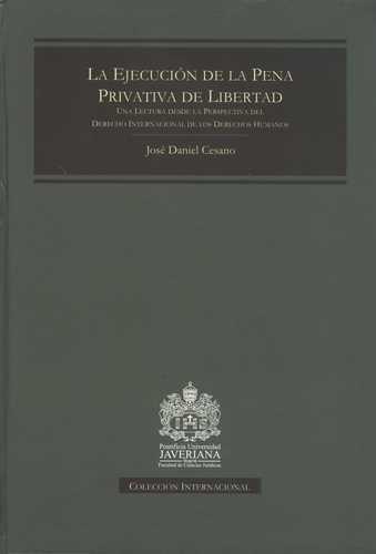 Ejecucion De La Pena Privativa De Libertad. Una Lectura Desde La Perspectiva Del Derecho Internacional De Los