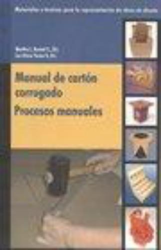 Manual De Carton Corrugado. Procesos Manuales